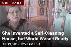 She Invented a Self-Cleaning House, Decades Ago