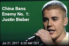 China Bans Enemy No. 1: Justin Bieber