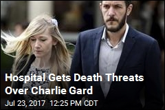 Hospital Gets Death Threats Over Charlie Gard