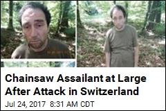 5 Hurt in Switzerland Chainsaw Attack