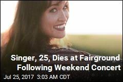 Country Singer, 25, Dies in Post-Concert Crash