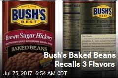 Bush's Baked Beans Recalls 3 Flavors