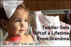 Grandma Gives Granddaughter a Kidney