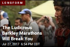 The Ludicrous Barkley Marathons Will Break You