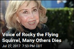 June Foray, Voice of Rocky the Flying Squirrel, Dead at 99