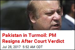 Pakistan in Turmoil: PM Resigns After Court Verdict
