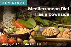 Mediterranean Diet Has a Downside