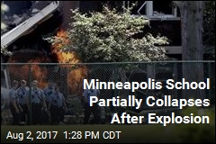 2 Missing After Explosion, Collapse at Minneapolis School