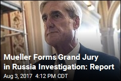 Mueller Forms Grand Jury in Russia Investigation: Report