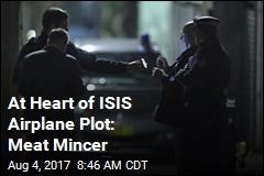 At Heart of ISIS Airplane Plot in Australia: Meat Mincer