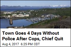 No Cops, No Problem: Town Loses Police, But Not Order