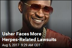 3 More People Sue Usher Over Lack of Herpes Warning