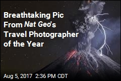 Breathtaking Pic From Na t Geo 's Travel Photographer of the Year