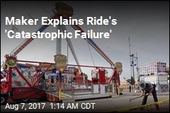 'Excessive Corrosion' Blamed for State Fair Ride Death