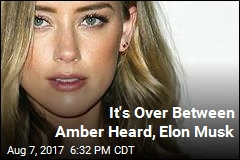 Amber Heard, Elon Musk Split Up