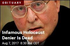 Notorious Holocaust Denier Dies in Germany