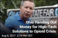 Ohio Handing Out Money for High-Tech Solutions to Opioid Crisis