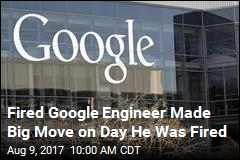 Google Engineer Filed Labor Complaint Before Being Fired