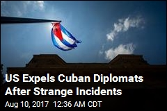 US Expels Cuban Diplomats After Strange Incidents