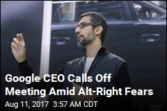 Google CEO Cancels Gender Talk Amid Safety Fears