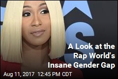 A Look at the Rap World's Insane Gender Gap
