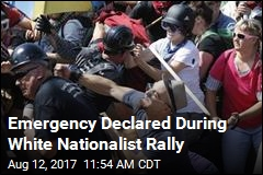 Emergency Declared During White Nationalist Rally