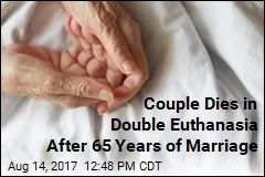 Couple Married 65 Years Die in Double Euthanasia