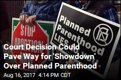 Federal Court Says Arkansas Can Block Planned Parenthood Funds