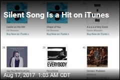 Silent Song Is a Hit on iTunes