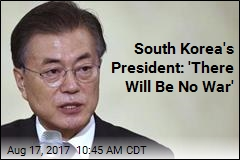 South Korea: Trump Won't Go to War Without Our Say-So