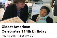 Oldest American Celebrates 114th Birthday