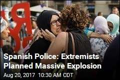 Spanish Police: Extremists Planned Massive Explosion
