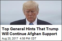 Trump to Reveal Afghanistan War Strategy Monday