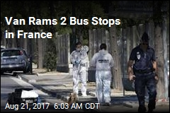 Van Rams 2 Bus Stops in France
