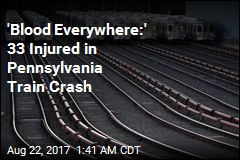 33 Injured in Pennsylvania Train Crash