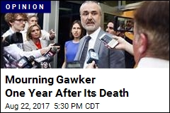 Mourning Gawker One Year After Its Death