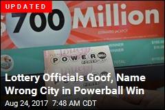 Single Ticket Wins $758M Powerball Jackpot