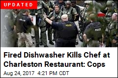 1 Shot in Hostage Situation at Charleston Restaurant