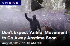 As 'Antifa' Movement Grows, So Does Potential for Violence