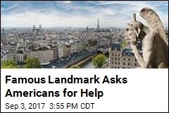 Famous Landmark Asks Americans for Help