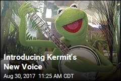 Introducing Kermit's New Voice