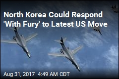 US Carries Out Korea 'Show of Force'