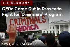 Trump Expected to End 'Dreamers' Program
