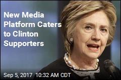 What's Verrit? Clinton Backs New Media Platform