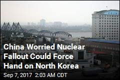 China Worried About Fallout From North Korean Nuke Test