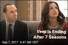 Veep Is Ending After 7 Seasons