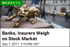 Banks, Insurers Weigh on Stock Market
