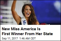 Former Senate Intern Is New Miss America