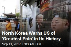 North Korea Threatens US Ahead of UN Action