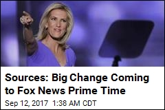 Sources: Laura Ingraham Moving to Fox Prime Time